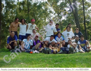 integrantes del picadito 2003-2004