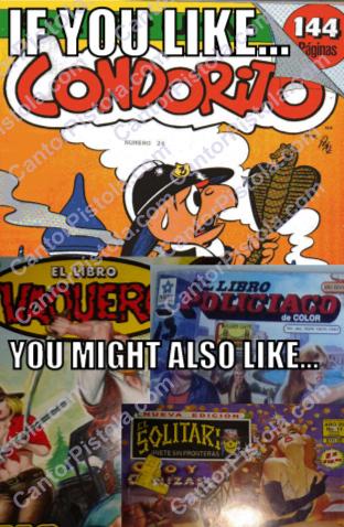 if you like condorito