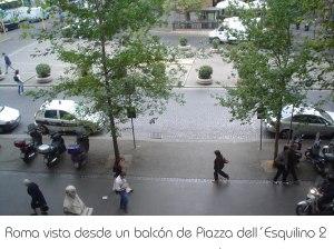 balcon piazza del esquilino roma